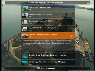 TVP screenshot